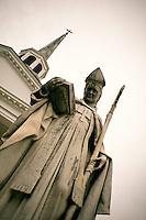 Statue of a Saint