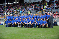2-7-2017: at the Kerry V Cork Munster Football final in Killarney on Sunday.<br /> Photo: Don MacMonagle