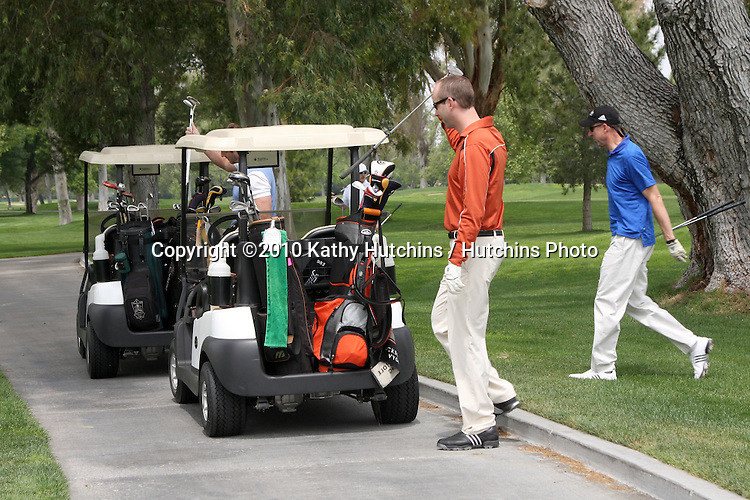 Volunteers & Golfers.at the 4th Annual Jack Wagner Celebrity Golf Classic to benefit The Leukemia & Lymphoma Society Golf Tournament.Valencia Country Club.Valencia , CA.April 27, 2010.©2010 Kathy Hutchins / Hutchins Photo...