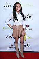 "BEVERLY HILLS, CA, USA - MARCH 13: Dorothy Wang at the Alessandra Ambrosio Launch of ""ale by Alessandra"" held at Planet Blue on March 13, 2014 in Beverly Hills, California, United States. (Photo by David Acosta/Celebrity Monitor)"