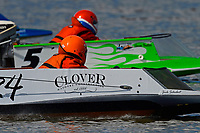 #24, #5(J-Stock, Outboard Hydroplane)