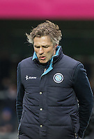 A Disappointed Wycombe Wanderers Manager Gareth Ainsworth as his team lose 1-0 during the Sky Bet League 2 match between Wycombe Wanderers and Luton Town at Adams Park, High Wycombe, England on 6 February 2016. Photo by Andy Rowland.