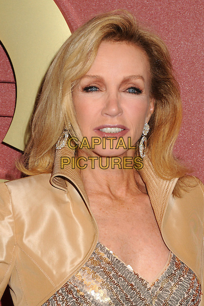 28 February 2014 - Los Angeles, California - Donna Mills. QVC Presents Red Carpet Style held at the Four Seasons Hotel. <br /> CAP/ADM/BP<br /> &copy;Byron Purvis/AdMedia/Capital Pictures