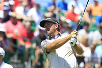 Graeme McDowell (NIR) tees off the 1st tee to start his match during Friday's Round 2 of the 117th U.S. Open Championship 2017 held at Erin Hills, Erin, Wisconsin, USA. 16th June 2017.<br /> Picture: Eoin Clarke | Golffile<br /> <br /> <br /> All photos usage must carry mandatory copyright credit (&copy; Golffile | Eoin Clarke)