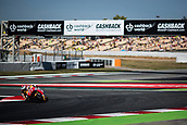 June 10th 2017,  Barcelona Circuit, Montmelo, Catalunya, Spain; MotoGP Grand Prix of Catalunya, qualifying day; Daniel Pedrosa of Repsol Honda Team testing the new chicane of the circuit