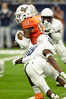 SAN ANTONIO, TX - OCTOBER 19, 2019: The Rice University Owls fall to the University of Texas at San Antonio Roadrunners 31-27 at the Alamodome. (Photo by Jeff Huehn)