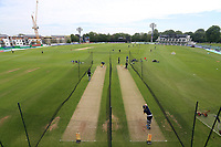 General view of nets practice ahead of  Kent Spitfires vs Essex Eagles, Royal London One-Day Cup Cricket at the St Lawrence Ground on 17th May 2017