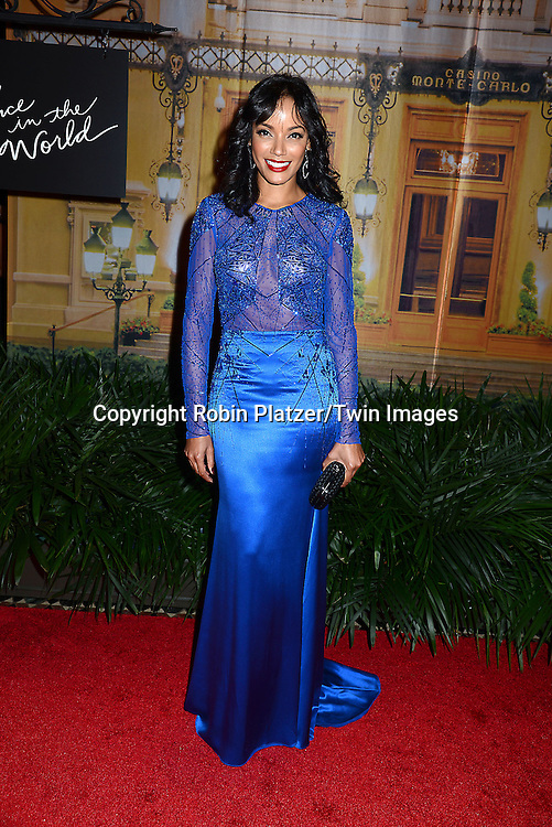 Selita Ebanks attends the New Yorkers for Children's Fall Gala on September 16, 2015 at Cipriani 42nd Street in New York City, New York, USA.<br /> <br /> photo by Robin Platzer/Twin Images<br />  <br /> phone number 212-935-0770