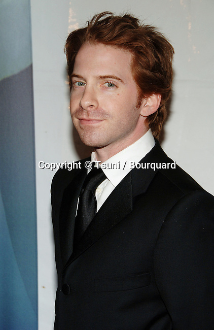 Seth Green arriving at the WRITER GUILD AWARDS at the Hollywood Palladium in Los Angeles. February 4, 2006.