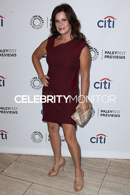 BEVERLY HILLS, CA - SEPTEMBER 10: PaleyFestPreviews: Fall TV - ABC's Trophy Wife held at The Paley Center for Media on September 10, 2013 in Beverly Hills, California. (Photo by Xavier Collin/Celebrity Monitor)