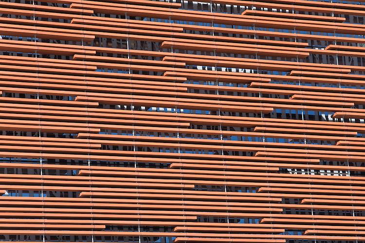 Terra Cotta Architectural Details at WSU IBio Center | Boston Valley Terra Cotta