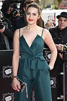 Anna Passey<br /> arrives for the T.R.I.C. Awards 2017 at the Grosvenor House Hotel, Mayfair, London.<br /> <br /> <br /> ©Ash Knotek  D3240  14/03/2017