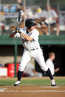 August 12, 2009: Cutter Dykstra  of the Helena Brewers. The Helena Brewers are the Pioneer League affiliate of the Milwaukee Brewers. Photo by: Chris Proctor/Four Seam Images