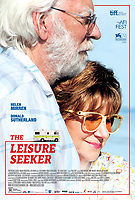THE LEISURE SEEKER (2017)<br /> POSTER<br /> *Filmstill - Editorial Use Only*<br /> CAP/FB<br /> Image supplied by Capital Pictures