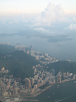 HONG KONG--Aerial View