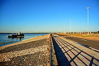 ASUNCION - PARAGUAY: Franja Costera- Río Paraguay en Asuncion, Paraguay. Coastal Strip-Río Paraguay in Asuncion, Paraguay. (Photo:  VizzorImage / Cont.)............