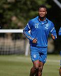 10.08.18 Rangers training: Lassana Coulibaly