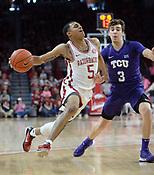 TCU at Arkansas men's basketball 1/25/2020