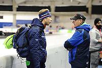 SPEEDSKATING: CALGARY: Olympic Oval, 03-12-2017, ISU World Cup, Jorrit Bergsma (NED), Jillert Anema, ©photo Martin de Jong