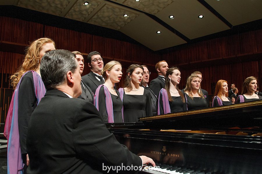 1202-05 210.CR2<br /> <br /> BYU Singers group photo and action. deJong Concert Hall. Directed by Ron Staheli<br /> <br /> February 1, 2012<br /> <br /> Photography by Mark A. Philbrick<br /> <br /> Copyright BYU Photo 2012<br /> All Rights Reserved<br /> photo@byu.edu  (801)422-7322