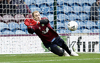 Burnley's Joe Hart during the pre-match warm-up <br /> <br /> Photographer Rich Linley/CameraSport<br /> <br /> Emirates FA Cup Third Round - Burnley v Barnsley - Saturday 5th January 2019 - Turf Moor - Burnley<br />  <br /> World Copyright &copy; 2019 CameraSport. All rights reserved. 43 Linden Ave. Countesthorpe. Leicester. England. LE8 5PG - Tel: +44 (0) 116 277 4147 - admin@camerasport.com - www.camerasport.com