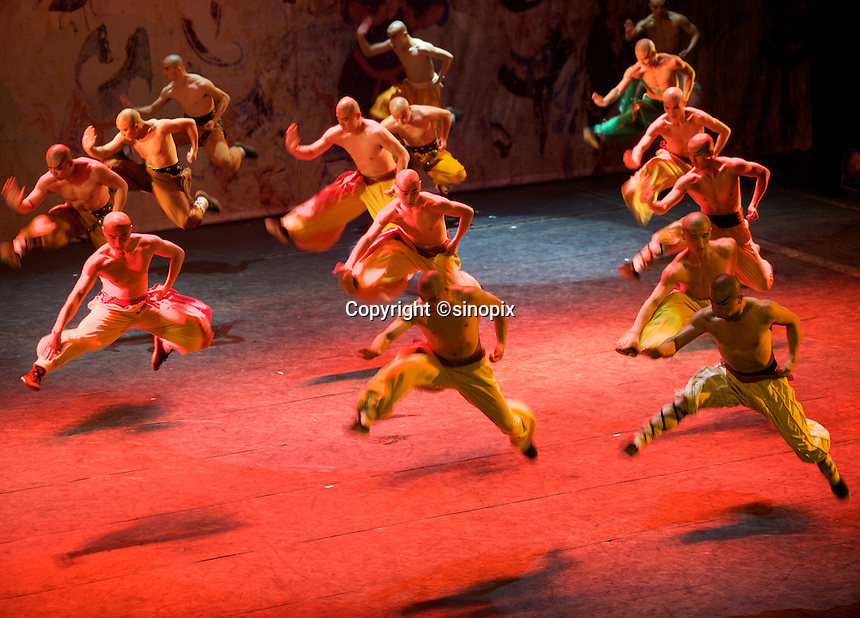 "The performance ""Chun Yi: The Legend of Kungfu"" is an entertaining piece of drama, produced by China Heaven Creation, which has been showing for consecutive five years in Beijing, China."