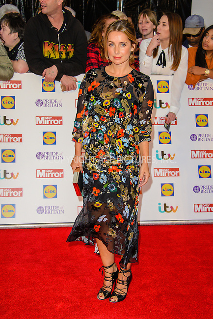 WWW.ACEPIXS.COM<br /> <br /> September 28 2015, London<br /> <br /> Louise Redknapp attending The Pride Of Britain Awards 2015 at Grosvenor Hotel on September 28 2015 in London.<br /> <br /> By Line: Famous/ACE Pictures<br /> <br /> <br /> ACE Pictures, Inc.<br /> tel: 646 769 0430<br /> Email: info@acepixs.com<br /> www.acepixs.com