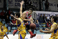 LNB 2015 Basquetbol Boston College vs Sportiva Italiana