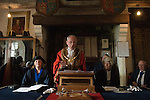 Newly elected Mayor Dr John Spencer. <br />
