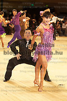 UK Open Dance Championships held in Bournemouth International Centre. Organized by Dance News Special Events Ltd. Bournemouth, Great Britain, Thursday, 22. January 2009. ATTILA VOLGYI<br /> Published on DanceSport Info do not copy
