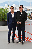 "CANNES, FRANCE. May 22, 2019: Leonardo DiCaprio & Quentin Tarantino at the photocall for ""Once Upon a Time in Hollywood"" at the 72nd Festival de Cannes.<br /> Picture: Paul Smith / Featureflash"