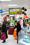 Boxing day sale in a Sears store in a shopping mall in Toronto, Canada.