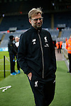J?rgen Klopp manager of Liverpool walking around St James Park before kickoff - English Premier League - Newcastle Utd vs Liverpool - St James' Park - Newcastle - England - 6th of December 2015 - Picture Jamie Tyerman/Sportimage