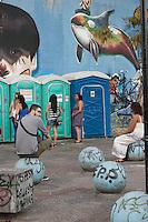 BELO HORIZONTE-MG-15.09.2013-Primeira virada cultural de Belo Horizonte- domingo,15-(Foto: Sergio Falci / Brazil Photo Press)