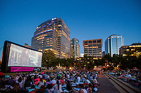 Movie Night Rosslyn VA Northern Virginia