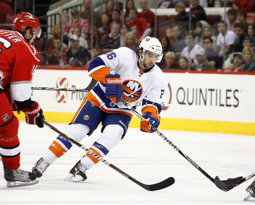 MATT MOULSON, of the New York Islanders.
