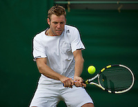 England, London, 26.06.2014. Tennis, Wimbledon, AELTC, Jack Sock (USA)<br /> Photo: Tennisimages/Henk Koster