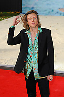 LONDON, ENGLAND - JULY 13: Dougie Poynter attending the World Premiere of 'Dunkirk' at Odeon Cinema, Leicester Square on July 13, 2017 in London, England.<br /> CAP/MAR<br /> &copy;MAR/Capital Pictures /MediaPunch ***NORTH AND SOUTH AMERICAS ONLY***