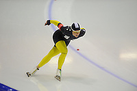 SCHAATSEN: HEERENVEEN: IJsstadion Thialf 06-10-2012, Trainingswedstrijd, Brooke Lochland, AUS, ©foto Martin de Jong