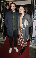 Michael C. Fox and Laura Carmichael at the &quot;Betrayal&quot; play press night, The Harold Pinter Theatre, Panton Street, London, England, UK, on Wednesday 13th March 2019.<br /> CAP/CAN<br /> &copy;CAN/Capital Pictures