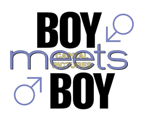 LOGO.in Boy Meets Boy.Filmstill - Editorial Use Only.Ref: FB.sales@capitalpictures.com.www.capitalpictures.com.Supplied by Capital Pictures.