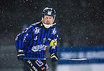 Uppsala 2014-01-12 Bandy  IK Sirius - GAIS Bandy :  <br />  Sirius Pierre Roos <br /> (Foto: Kenta J&ouml;nsson) Nyckelord:  portr&auml;tt portrait