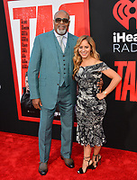 Chi McBride &amp; Julissa McBride at the world premiere for &quot;TAG&quot; at the Regency Village Theatre, Los Angeles, USA 07 June  2018<br /> Picture: Paul Smith/Featureflash/SilverHub 0208 004 5359 sales@silverhubmedia.com