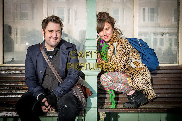 Funny Valentine - Elephant (2015)<br /> Nick Helm &amp; Esther Smith <br /> *Filmstill - Editorial Use Only*<br /> CAP/KFS<br /> Image supplied by Capital Pictures