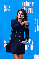 MOVIE 'DOLOR Y GLORIA' IN MADRID