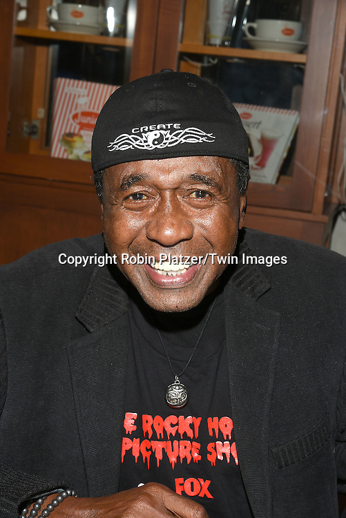 Ben Vereen attends the Broadway Cares/Equity Fights Aids Flea Market and Grand Auction on September 25, 2016 at the Music Box Theatre and in Shubert Ally in New York, New York, USA. <br /> <br /> photo by Robin Platzer/Twin Images<br />  <br /> phone number 212-935-0770