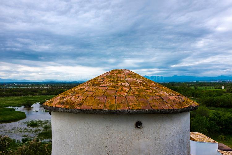 Observatori Senillosa, Estanys del Mata, Aiguamolls de l'Empordà Natural Park