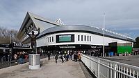 Outside Ashton Gate Stadium <br /> <br /> Photographer David Horton/CameraSport<br /> <br /> The EFL Sky Bet Championship - Bristol City v Leeds United - Saturday 9th March 2019 - Ashton Gate Stadium - Bristol<br /> <br /> World Copyright © 2019 CameraSport. All rights reserved. 43 Linden Ave. Countesthorpe. Leicester. England. LE8 5PG - Tel: +44 (0) 116 277 4147 - admin@camerasport.com - www.camerasport.com