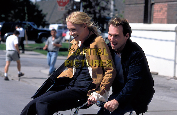 CHRISTIAN SLATER & PORTIA DE ROSSI.in Who Is Cletis Tout.Filmstill - Editorial Use Only.Ref: FB.www.capitalpictures.com.sales@capitalpictures.com.Supplied by Capital Pictures