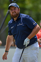 Shane Lowry (IRL) watches his tee shot on 15 during Round 3 of the Zurich Classic of New Orl, TPC Louisiana, Avondale, Louisiana, USA. 4/28/2018.<br /> Picture: Golffile | Ken Murray<br /> <br /> <br /> All photo usage must carry mandatory copyright credit (&copy; Golffile | Ken Murray)